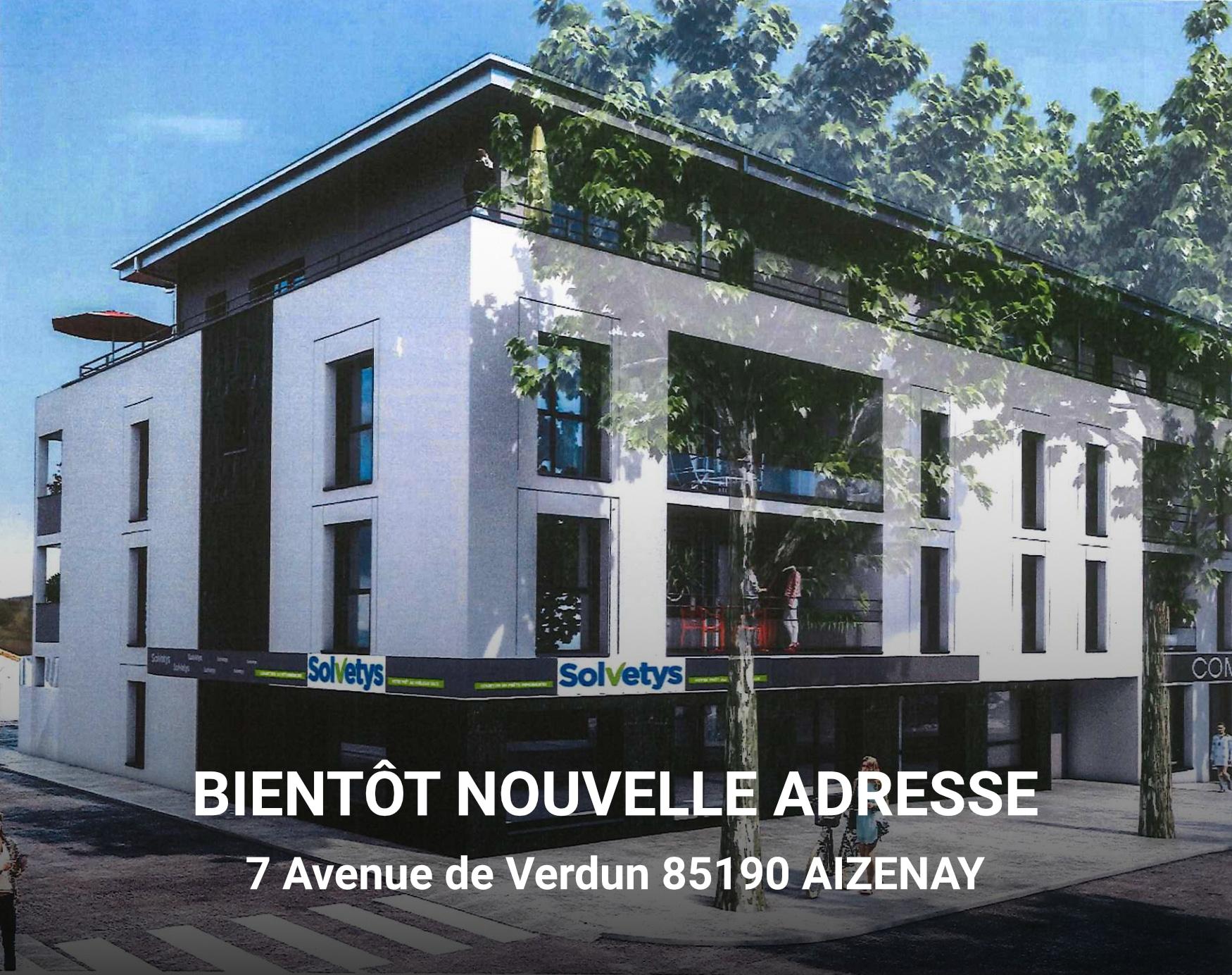 Projet Agence d'Aizenay
